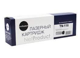 Тонер TN 116 для Bizhub Konica Minolta