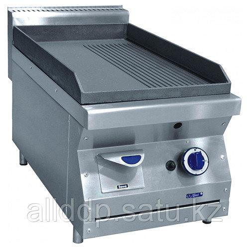 Аппарат контактной обработки газовый ГАКО-40Н нерж. (750х400х470) жарочная поверхность 700 серия