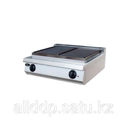Поверхность жарочная электрическая настольная (2 жар. поверх.-гладкая/рифлёная) Ф2ЖТЛПЖЭ / 24044