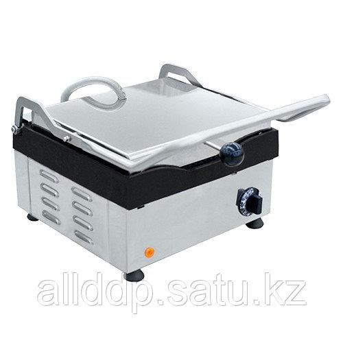 Аппарат контактной обработки настольный АКО-30Н нерж. (гриль контактный, 320х435х262 мм)