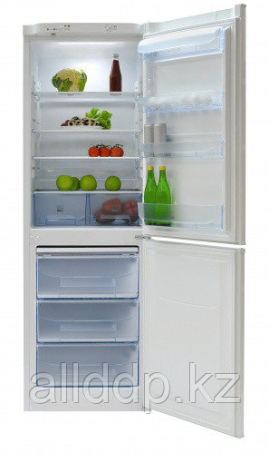 Холодильник двухкамерный V=335л