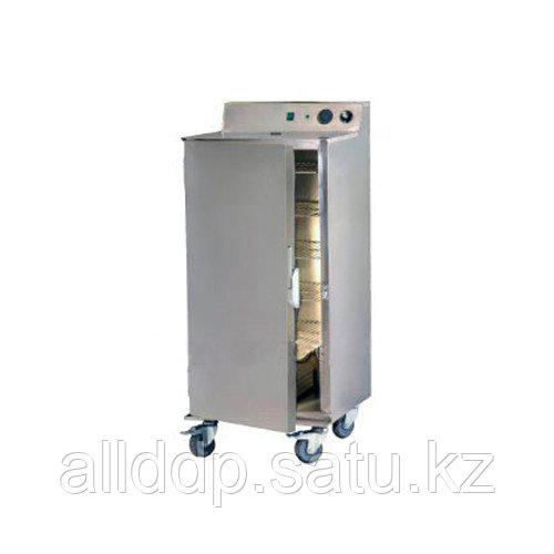 Печь-коптильня для горячего копчения BIG SMAK нержав. (540х570х1250мм, на 36 кг, 1,6кВт, 220В)