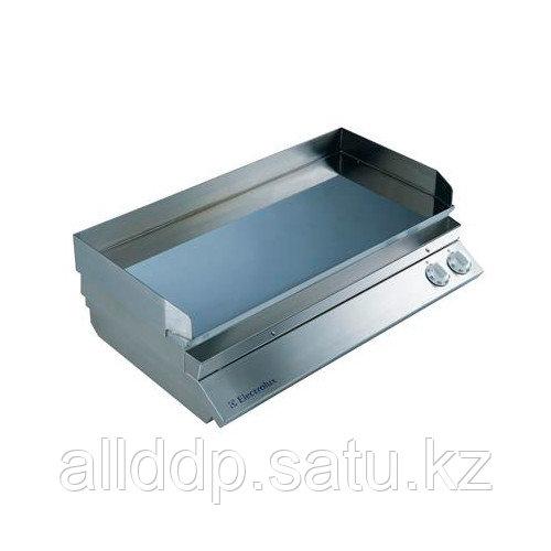 Плита контактной жарки настол.ELECTROLUX VARIOG / 599032 (800x485x250, жар. пов.хром, 8кВт,380В)