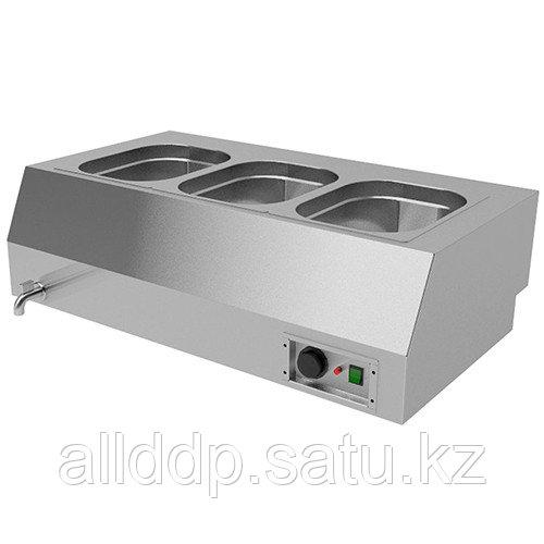 Мармит настольный тепловой Gastrolux НТМ-095/GN (910х500х270 мм, 2,4 кВт, 220В)