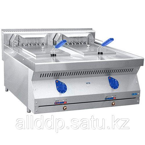 Фритюрница электрическая настольная 2 ёмкости ЭФК-80/2Н