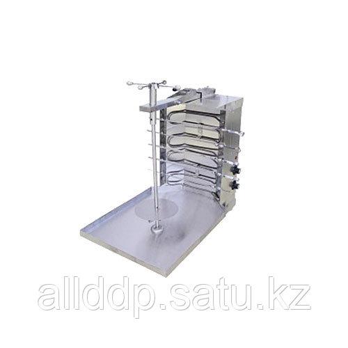 Шаурма электрическая Ф2ШМЭ (2 ТЭНа) (425х690х670мм, 220В, 4,5 кВт, масса 10кг)