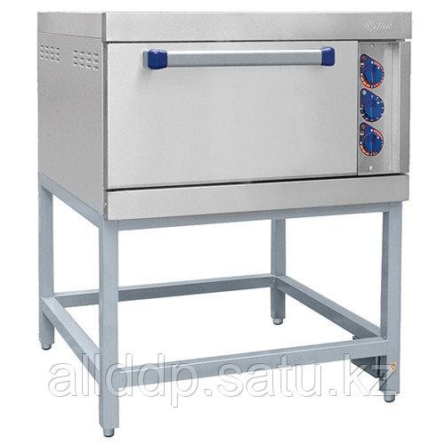 Шкаф жарочный электрический ШЖЭ-1 (840(900)x900x1080 мм, 4,8кВт, 220В)