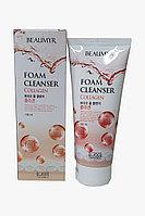 Beaumyr Освежающая и мягкая пенка для умывания с коллагеном Collagen Foam Cleanser / 180 мл.