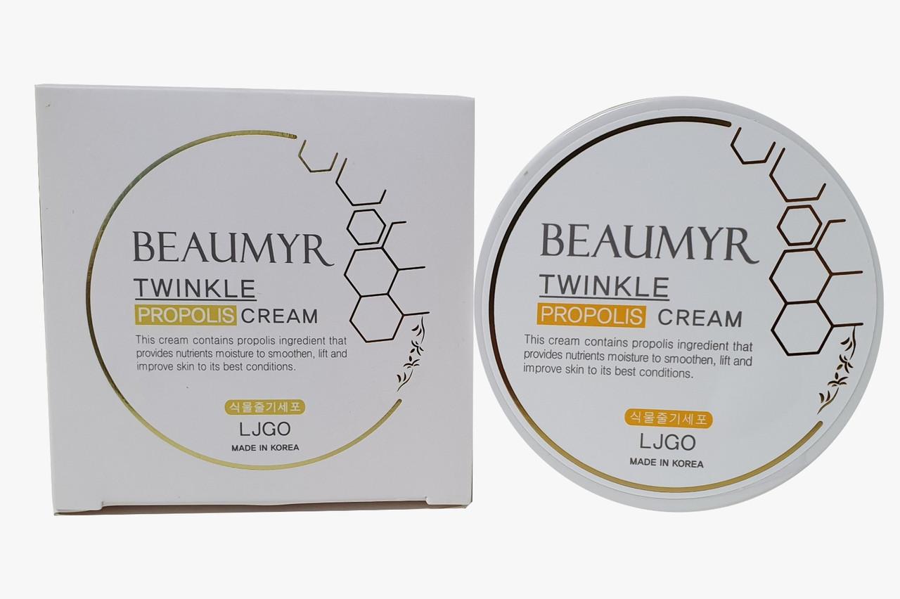 Beaumyr Крем с экстрактом прополиса Twinkle Propolis Cream / 100 мл.