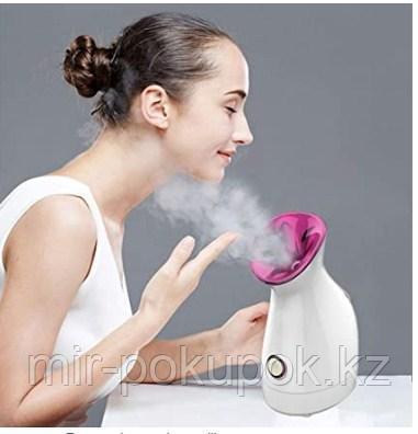 Паровая сауна для лица с ионизатором.