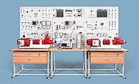 Учебный лабораторный стенд Гидравлическая тормозная система автомобиля с антиблокировочной системой торможения