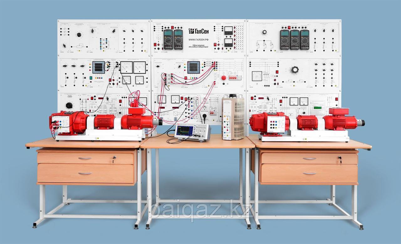 Учебный лабораторный стенд «Система питания двигателем с распределенным впрыском топлива»