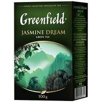 Greenfield чай зеленый Jasmine Dream, 100 гр