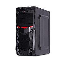 Компьютерный корпус, Delux, DLC-DW701PS, ATX-Micro ATX, USB 2* 2.0, HD-Audio, Высота процессорного кулера