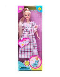 Кукла Барби Defa Lucy беременная 6001