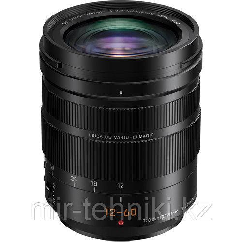 Panasonic Leica DG Vario-Elmarit 12-60mm f/2.8-4 ASPH. POWER O.I.S. (H-ES12060) в оригинальной коробке