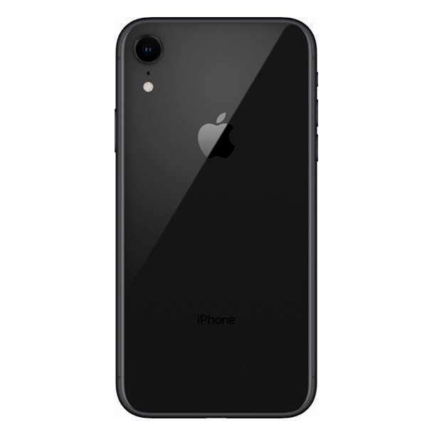 Смартфон Apple iPhone Xr 64GB Slim Box черный - фото 2