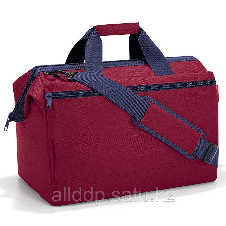 Сумка Allrounder L pocket dark ruby