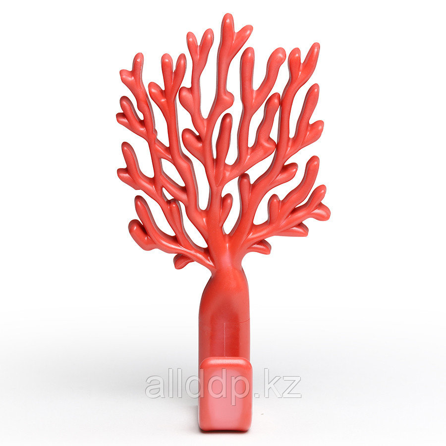 Крючок Coral красный