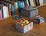 Набор оловянных коробок Remember, Nuovo, 3 шт., фото 5