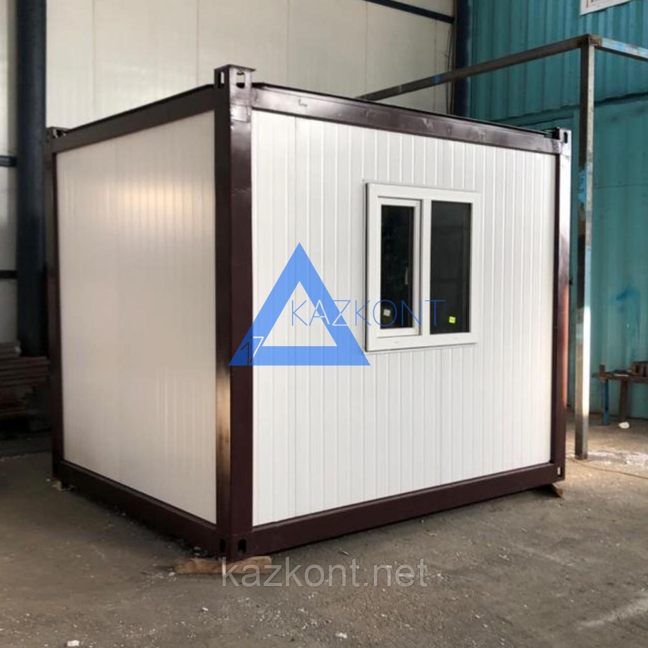 Блок контейнер под офис 3,0*2,4*2,6 м