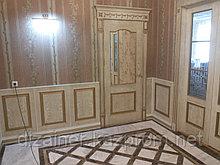 Двери межкомнатные из массива и шпона изготовление на заказ в Астане и Алматы