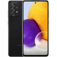Смартфон Samsung Galaxy A72 256Gb Awesome Black