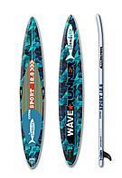 Купить Надувная доска для sup-бординга Bombitto Extra Sport 12.6 туринговая