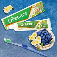 Orecare Зубная паста с экстрактами трав. (Щетка в подарок) (АКТОБЕ)