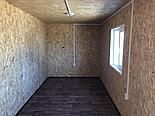 Дом Вагончик 6 метровый, фото 5