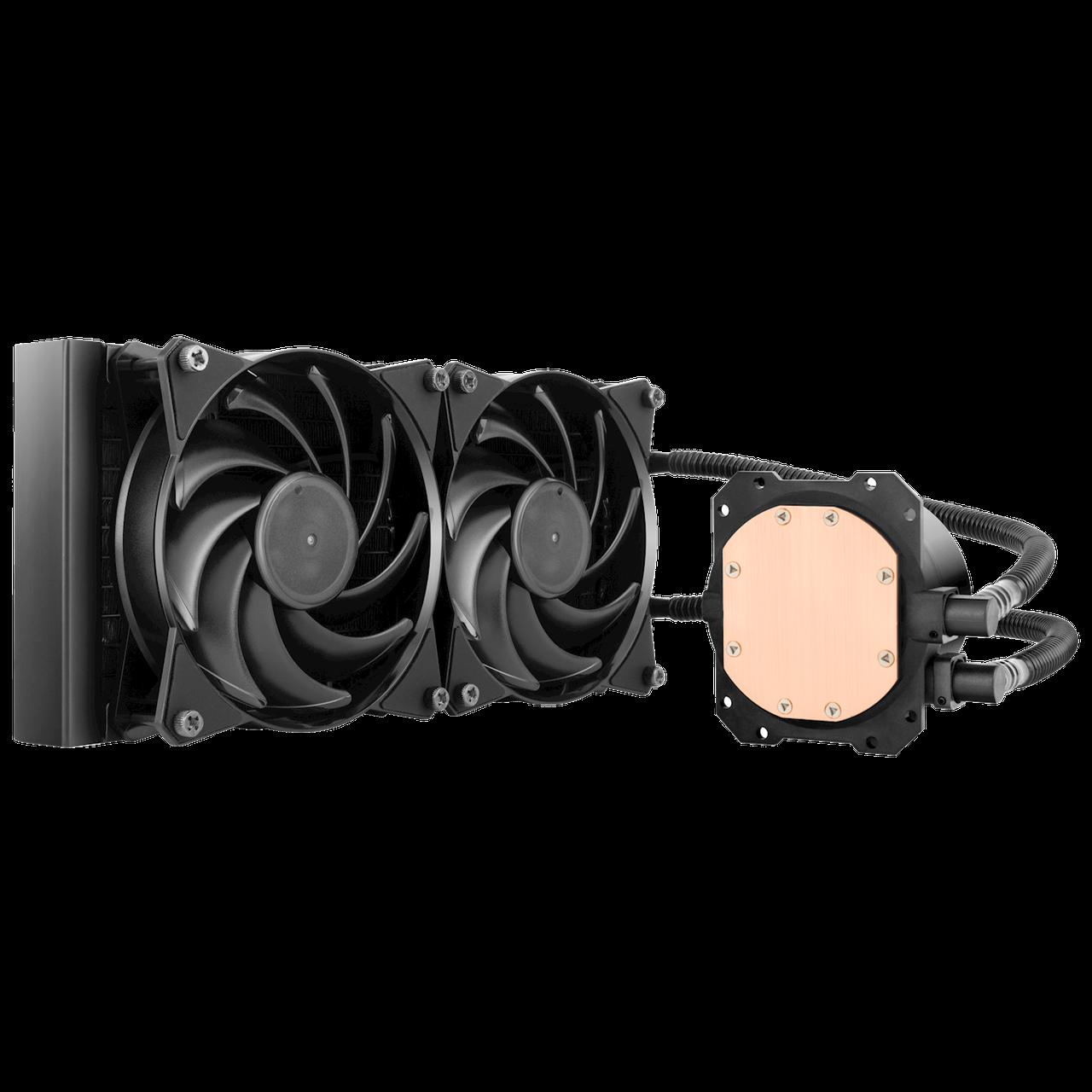Водяное охлаждение для CPU CoolerMaster MasterLiquid Lite 240
