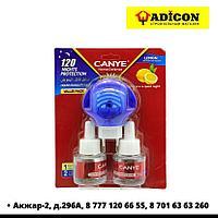 Электрофумигатор от Комаров CANYE 120 Nights Protection с Жидкостью