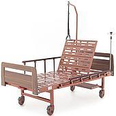 Кровать медицинская Med-Mos E-17B (ММ-1024Д-04)(У), 1 функция