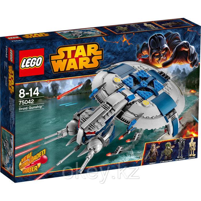 LEGO Star Wars: Боевой корабль дроидов 75042