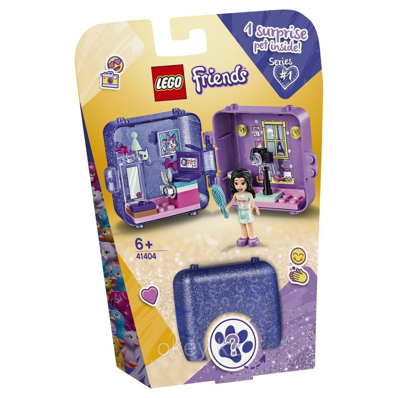 LEGO Friends: Шкатулка Эммы 41404