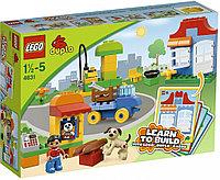 LEGO Duplo: Моя первая стройка 4631