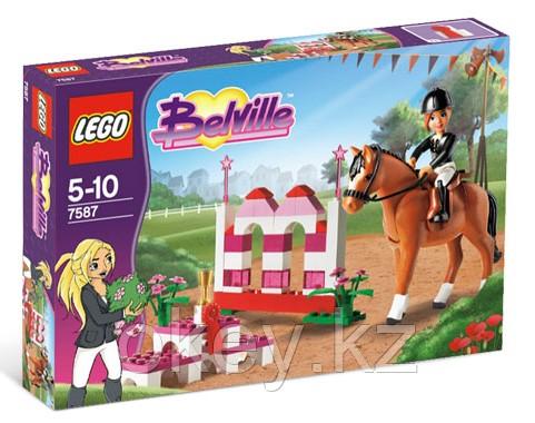 LEGO Belville: Преодоление препятствий 7587