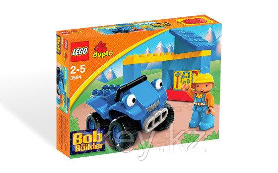 LEGO Duplo: Мастерская Боба 3594