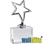 Награда Звезда со стеклянной подставкой, фото 2