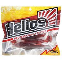 Виброхвост Helios Shaggy 8,5 см HS-16-045 Cola, набор 5 шт.