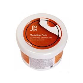 Альгинатная маска для лица ОЧИЩЕНИЕ/СУЖЕНИЕ ПОР Cleansing Pore Care Modeling Pack, 18 гр