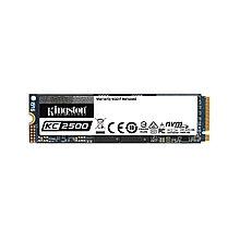 Kingston SKC2500M8/1000G Твердотельный накопитель SSD A2500 1TB M.2 NVMe PCIe 3.0x4