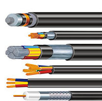 Силовой неизолированный кабель ВВГнг-0,66 1х10