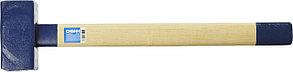 Кувалда с деревянной рукояткой СИБИН 5 кг (20133-5), фото 2