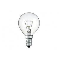Лампа накаливания прозрачная Е14, 40Вт, 220-230В