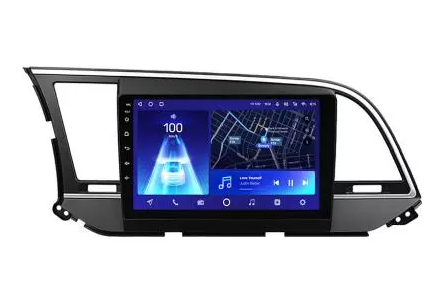 Автомагнитола Teyes CC2L Plus Hyundai Elantra 2016-2018 2Gb+16Gb, фото 2