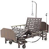 Кровать медицинская Med-Mos DB-6 (MЕ-3028Н-00), 3 функции