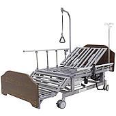 Кровать медицинская Med-Mos DB-11А (МЕ-5228Н-00) ЛДСП, венге