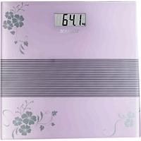 Весы напольные Scarlett SC-BS33E060, фиолетовый, до 150 кг