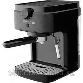 Кофеварка рожковая Scarlett SC-CM33015 черный